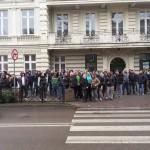 Kilkudziesięciu uczestników zamieszek w Ełku stanie przed sądem. Zamieszki wybuchły po zabójstwie mężczyzny w noc sylwestrową