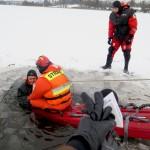 Wchodzenie na lód to igranie ze śmiercią!