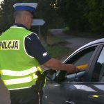 Policjanci dbają o bezpieczeństwo na drogach regionu w ostatni wakacyjny weekend