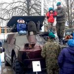 Piknik NATO czyli militarna sobota w Olsztynie [FILM]