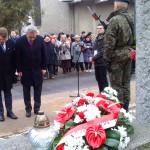 Olsztyn upamięnił 154. rocznicę Powstania Styczniowego