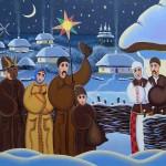 Tradycja kolędowania u chrześcijan obrządków wschodnich