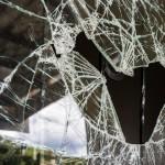 Zatrzymano 25-latka, który rzucał kamieniami w stronę baru