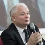 Czy Jarosław Kaczyński został znieważony w Giżycku?