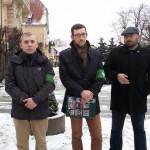 ONR zaapelował o powstrzymanie aktów wandalizmu w Ełku