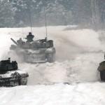 Na poligonie w Orzyszu żołnierze NATO ćwiczą i strzelają