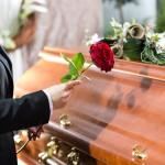 Rodzina i bliscy pożegnali 21-letniego Daniela zabitego w Ełku