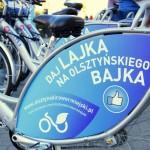 Mieszkańcy zdecydują czy chcą roweru miejskiego w Olsztynie