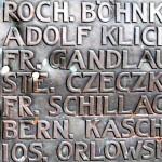 Powróciła tablica upamiętniająca poległych mieszkańców Dajtek