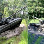 F-16 i Twarde czołgi z Braniewa ochronią kraje bałtyckie