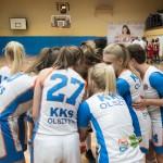 Koszykarki KKS-u Olsztyn zaczynają batalię o pozostanie w pierwszej lidze