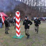 Strażnicy Graniczni z Warmii i Mazur pobiegli Tropem Wilczym
