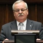 Leonard Krasulski: niepokoją mnie opóźnienia związne z budową kanału przez Mierzeję Wiślaną