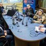 Goście audycji Ring polityczny o polsko-niemieckich relacjach