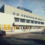 Rusza rozbudowa Centrum Spotkań Europejskich w Elblągu. Poprzedni wykonawca opuścił plac budowy