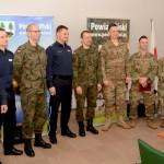 Policjanci będą szkolić żołnierzy batalionowej grupy bojowej NATO. Zapoznają się m.in. z przepisami ruchu drogowego