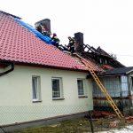 Tragedia koło Kętrzyna. Nie żyją dwie kobiety i 3-letnia dziewczynka