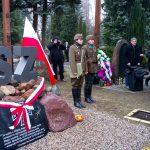 W Olsztynie odsłonięto pomnik upamiętniający żołnierzy Narodowych Sił Zbrojnych. Monument stanął na cmentarzu komunalnym