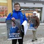 Młodzież Wszechpolska wzywała do kochania Polski