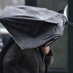 Synoptycy ostrzegają przed porywistym wiatrem i intensywnym deszczem