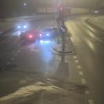 Wypadek na Wojska Polskiego. 25-latek stracił prawo jazdy [FILM]