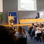 Minister edukacji Anna Zalewska zasypana pytaniami dyrektorów szkół i samorządowców z Warmii i Mazur