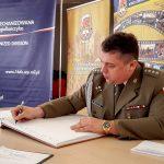 Major Maciej Skrzypczak z Elbląga przejmuje dowództwo nad Orkiestrą Reprezentacyjną Wojska Polskiego w Warszawie