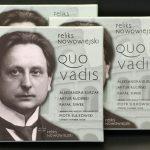 Filharmonicy nagrali płytę z oratorium Quo vadis Feliksa Nowowiejskiego