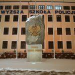 Zwolniony policjant zniesławił komendanta WSPol?