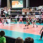 Akademicy przegrywają w meczu kontrolnym z trzecią drużyną PlusLigi