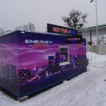 Kontener z automatami hazardowymi przy ul. Bałtyckiej będzie rozebrany – tak zdecydowali urzędnicy