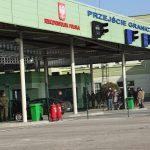 Czasowe wstrzymanie odprawy na przejściu granicznym w Bezledach