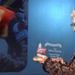 Uczniowie uhonorowali olimpijkę Helenę Pilejczyk tytułem Osobowość Regionu 2017