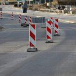 Dziś drogowcy rozpoczną przebudowę ul. Pstrowskiego w Olsztynie. Sprawdź zmiany w ruchu!
