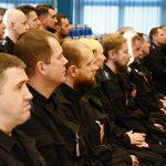 W Wyższej Szkole Policji w Szczytnie ruszyły szkolenia na oficerów