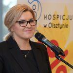 Dyrektor Hospicjum w Olsztynie Teresa Kocbach tegoroczną Kobietą Sukcesu Warmii i Mazur