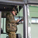 Pogranicznicy zatrzymali kierowcę autobusu jadącego do Kaliningradu. Był pod wpływem alkoholu