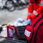 Potrącenie 8-latki w Barcianach. Dziewczynka trafiła do szpitala