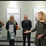 Trzy laureatki konkursu na plakat o Feliksie Nowowiejskim