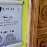 Pierwszy kongres Stowarzyszenia Endecja w Olsztynie. We władzach regionalnych zasiadło 5 osób