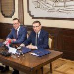 Umowa na budowę ul. Pstrowskiego w Olsztynie podpisana