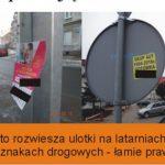 Wysłali list gończy za osobami i firmami zaśmiecającymi miasto