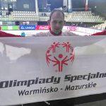 Elblążanin medalistą Zimowych Światowych Igrzysk Olimpiad Specjalnych w Austrii