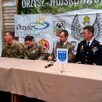 Amerykańscy żołnierze oko w oko z mieszkańcami Orzysza. Miejscowi wierzą, że batalion NATO to szansa dla miasta