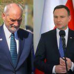Prezydent Andrzej Duda pisze do szefa MON list w sprawie utworzenia Dowództwa Wielonarodowej Dywizji w Elblągu