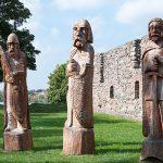 Władze Szczytna chcą zrewitalizować ruiny krzyżackiego zamku. Miejsce związane Jurandem ze Spychowa ma się stać atrakcją turystyczną Warmii i Mazur