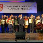 W Ostródzie przedstawiciele samorządu województwa spotkali się z sołtysami z całego regionu