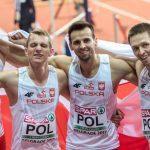 Kacper Kozłowski złotym medalistą lekkoatletycznych Mistrzostw Europy!