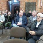 Rodziny Żołnierzy Wyklętych i harcerze spotkali się w Muzeum Ziemi Gołdapskiej
