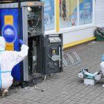 Po raz kolejny chcieli okraść bankomat?